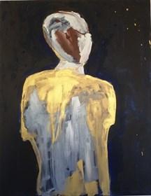 Obraz do salonu artysty Mariusz Makuła pod tytułem Feeling