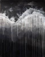 Obraz do salonu artysty Karolina Treler pod tytułem Clouds