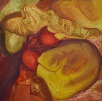 Obraz do salonu artysty Agnieszka Gawron pod tytułem Wnętrze