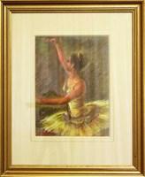 Obraz do salonu artysty Marian Adamczyk pod tytułem Tancerka 4