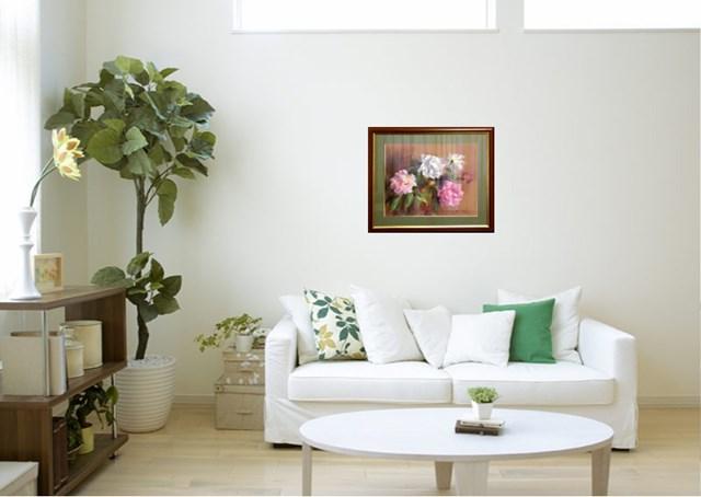 Kwiaty 8 - wizualizacja pracy autora Urszula Mroczek
