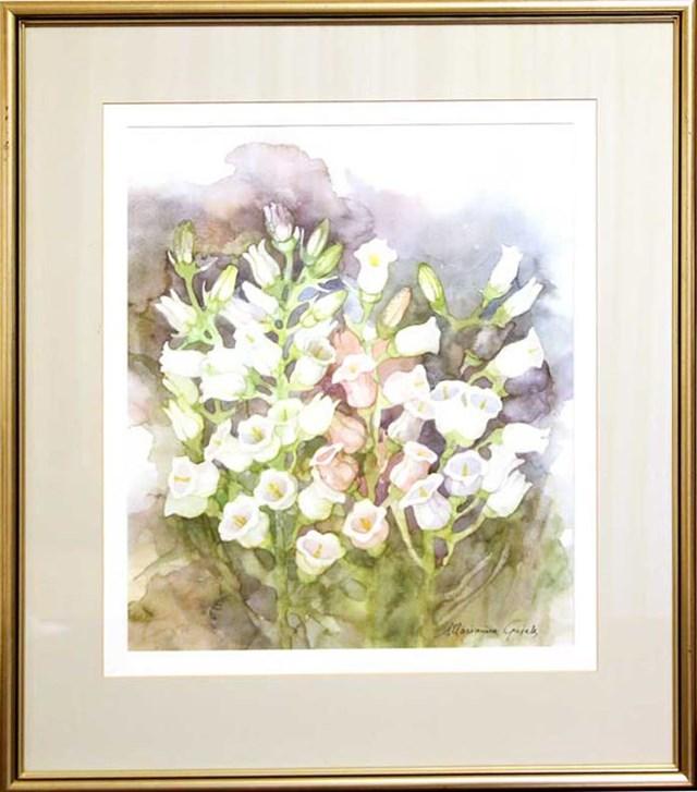 Obraz do salonu artysty Marianna Gajek pod tytułem Kwiaty 5