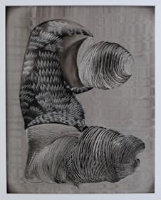 Obraz do salonu artysty Zuzanna Wiśniewska pod tytułem Retrospekcja