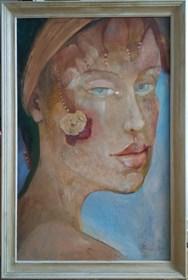 Obraz do salonu artysty Aldona Zając pod tytułem Róża