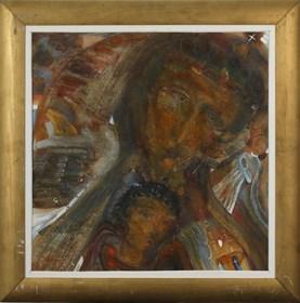 Obraz do salonu artysty Stanisław Kiczko pod tytułem Matczyna łaska