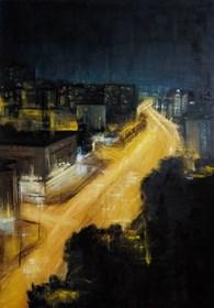 Obraz do salonu artysty Iryna Sevastianova pod tytułem overthinking