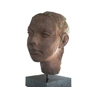 Rzeźba do salonu artysty JOANNA BRUŹDZIŃSKA pod tytułem ,,MOG''