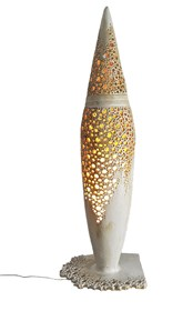 Rzeźba do salonu artysty Jolanta Herma -Pasińska pod tytułem Iluminacja II