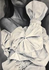 Obraz do salonu artysty Razan Natalia Kanso pod tytułem The aesthetic  side of the women