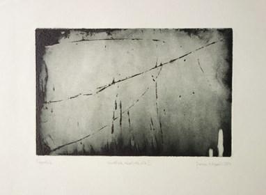 Grafika do salonu artysty Joanna Klepadło pod tytułem Połączenia