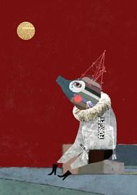 Grafika do salonu artysty Ewa Beniak-Haremska pod tytułem Forget