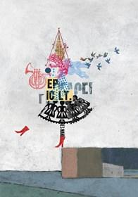 Grafika do salonu artysty Ewa Beniak-Haremska pod tytułem Epic II