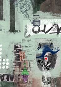 Grafika do salonu artysty Ewa Beniak-Haremska pod tytułem Tomorrow