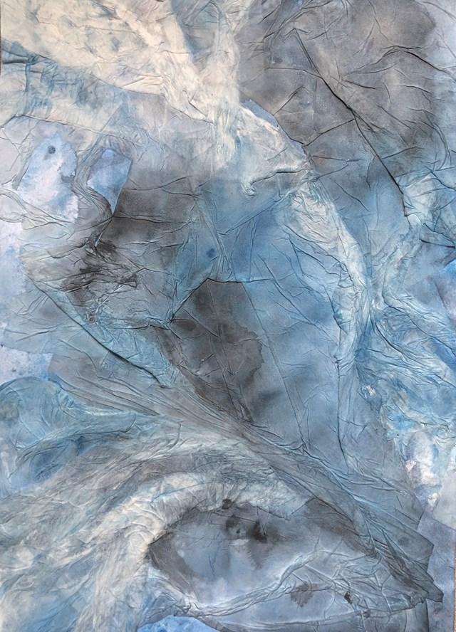 Obraz do salonu artysty Joanna Wietrzycka pod tytułem Swinging in the clouds