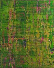 Obraz do salonu artysty Agnieszka Brzezińska pod tytułem Kobieta w strukturze