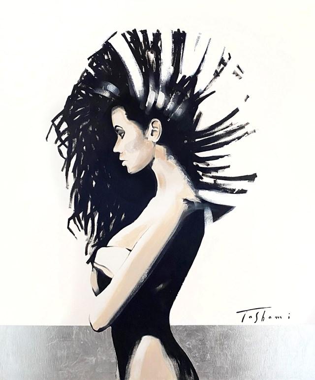 Obraz do salonu artysty Natasza Mirak pod tytułem Scorpio