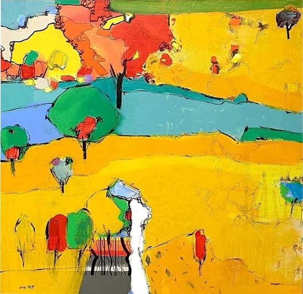 Ahmad Abou Zainah - Artist - Art in House Gallery Online
