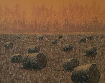 Obraz do salonu artysty Jacek Malinowski pod tytułem Prima neve