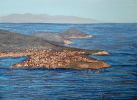 Obraz do salonu artysty Jacek Malinowski pod tytułem Portoferraio