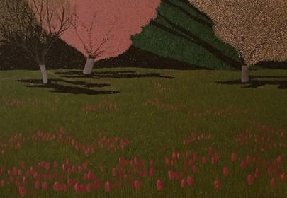 Obraz do salonu artysty Jacek Malinowski pod tytułem Powrót do Rzucewa