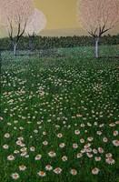 Obraz do salonu artysty Jacek Malinowski pod tytułem Primavera