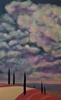 Obraz do salonu artysty Jacek Malinowski pod tytułem L'ultima luce