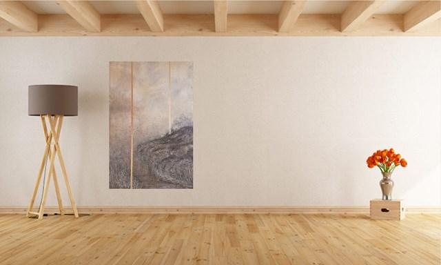 CROOKED ROAD - wizualizacja pracy autora EWA MRÓZ
