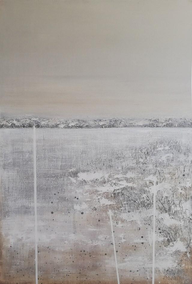 Obraz do salonu artysty EWA MRÓZ pod tytułem EMPTINESS