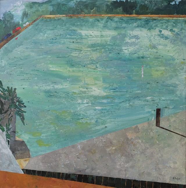 Obraz do salonu artysty Alexandra Prajer pod tytułem Antonin