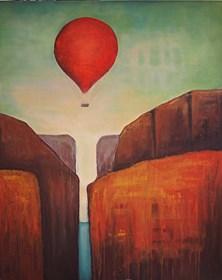 Obraz do salonu artysty Sabina Maria Grzyb pod tytułem Volare V