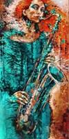Obraz do salonu artysty Krystyna Róż-Pasek pod tytułem Jak ze snu