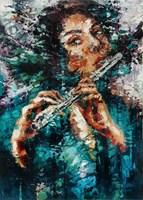 Obraz do salonu artysty Krystyna Róż-Pasek pod tytułem Jaskinia