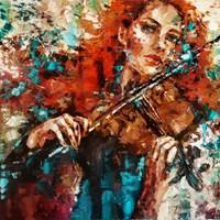 Obraz do salonu artysty Krystyna Róż-Pasek pod tytułem Kobieca natura