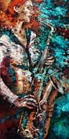 Obraz do salonu artysty Krystyna Róż-Pasek pod tytułem Mgliste marzenie