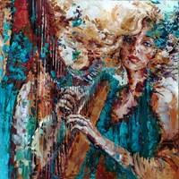 Obraz do salonu artysty Krystyna Róż-Pasek pod tytułem Megalomania