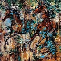 Obraz do salonu artysty Krystyna Róż-Pasek pod tytułem Ranga