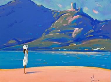 Obraz do salonu artysty Aleksander Yasin pod tytułem Lalka
