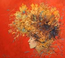 Obraz do salonu artysty Aleksander Yasin pod tytułem Jesienna melancholia
