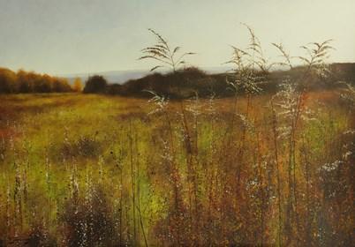 Obraz do salonu artysty Konrad Hamada pod tytułem Październik