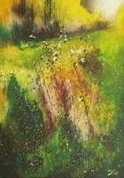 Obraz do salonu artysty Konrad Hamada pod tytułem Osty I