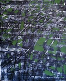 Obraz do salonu artysty Magdalena Karwowska pod tytułem Miasto 058