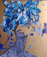 Obraz do salonu artysty Magdalena Karwowska pod tytułem Bez tytułu