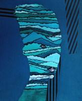 Obraz do salonu artysty Magdalena Karwowska pod tytułem Bez tytulu