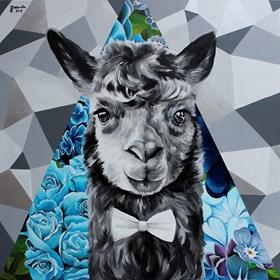 Obraz do salonu artysty Zuzanna Jankowska pod tytułem AlPaczino