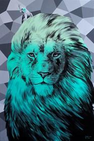 Obraz do salonu artysty Zuzanna Jankowska pod tytułem Naelektryzowany