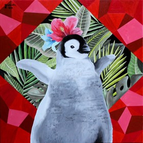 Obraz do salonu artysty Zuzanna Jankowska pod tytułem Too hot