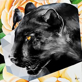Obraz do salonu artysty Zuzanna Jankowska pod tytułem Duży brat