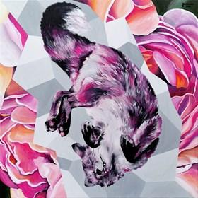Obraz do salonu artysty Zuzanna Jankowska pod tytułem Sen nocy letniej