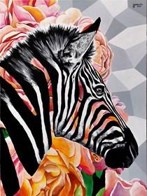 Obraz do salonu artysty Zuzanna Jankowska pod tytułem Kamuflaż