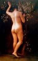 Obraz do salonu artysty Jan Dubrowin pod tytułem Ewa
